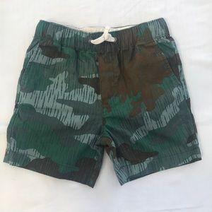 Crewcuts Camo Boys Shorts NWOT